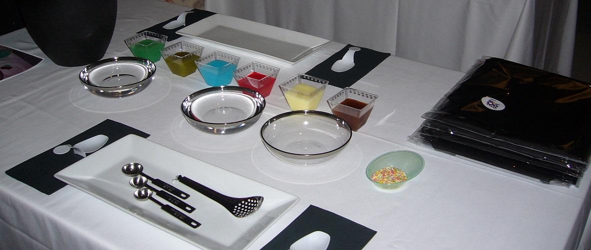 Actividades gastronómicas por Eventos de Autor, Catas de vino, Catas de cerveza, esferificaciones, maridajes