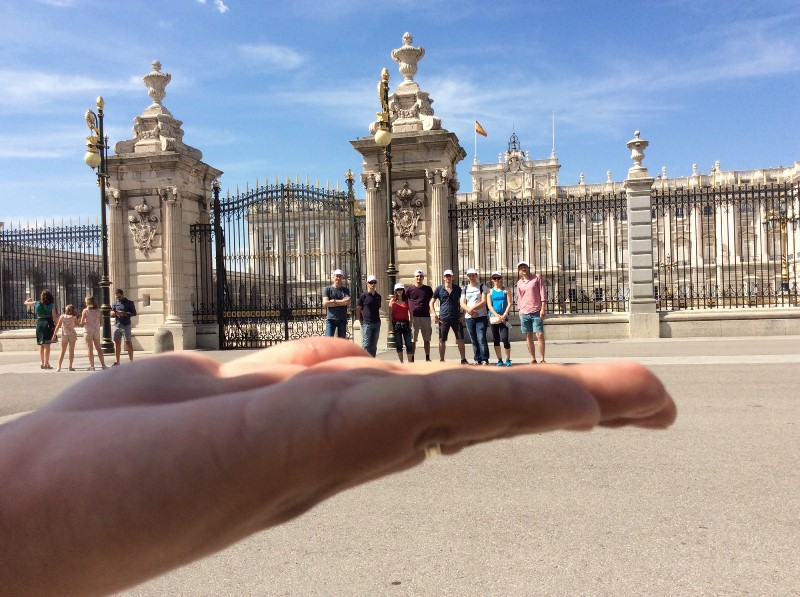 Gymkhana Desafío Tablet por Madrid_5