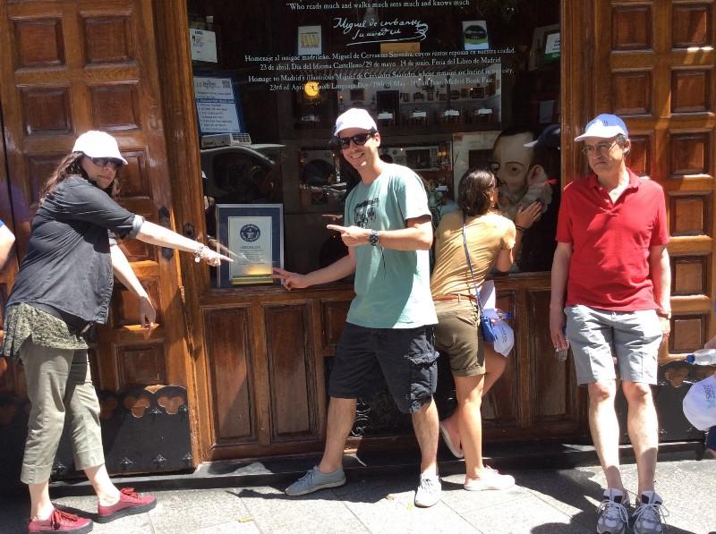 Gymkhana Desafío Tablet por Madrid_9