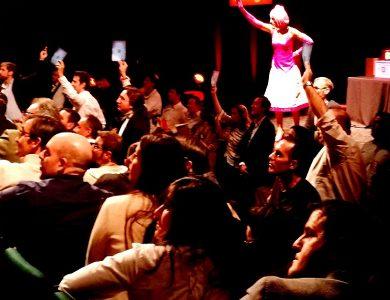 Escape Theatre Room Escape por Eventos de Autor