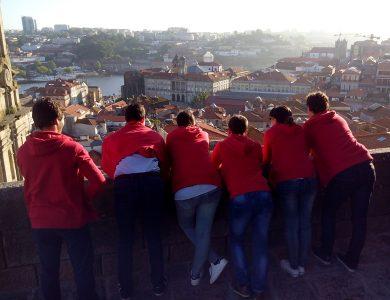 Oporto Express Gymkhana Desafío Tablet _23