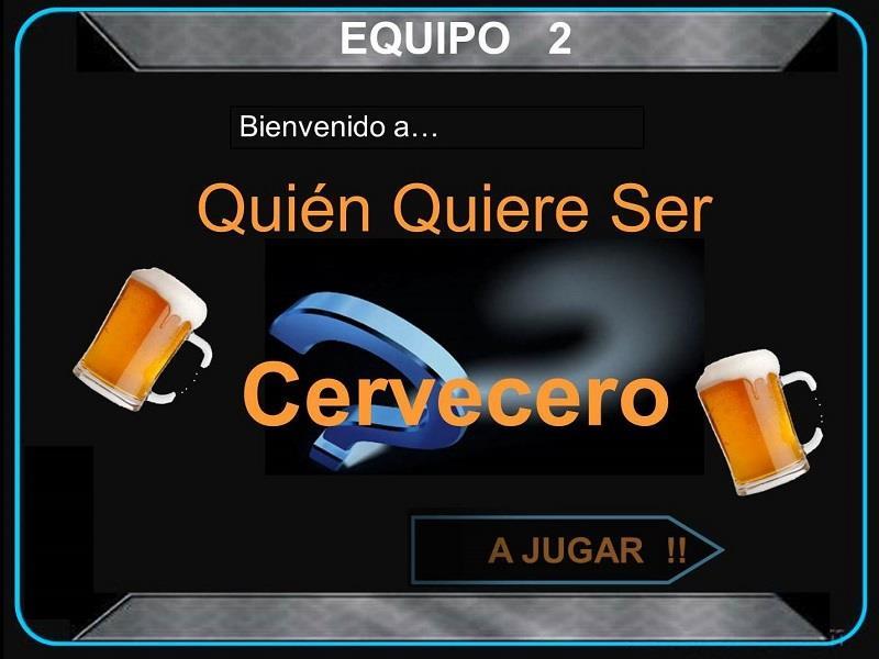 Cata de Cervezas - ¿Quién quiere ser Cervecero?