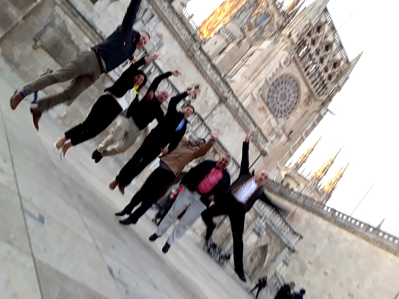 Gymkana con tablets en Burgos por Eventos de Autor